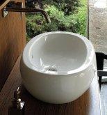 Umywalka blatowa